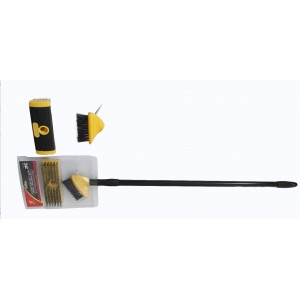 weed brush with 1400 telescopic handle Art no CZ-W10
